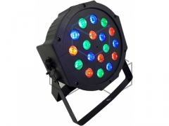 Światło disco 18 led